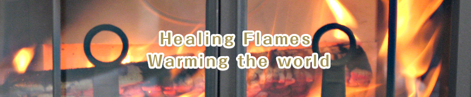 Heading Flames Warming the world