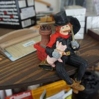 煙突掃除人形
