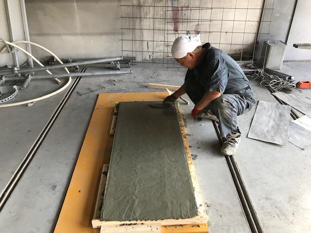 ピザ窯 窯台